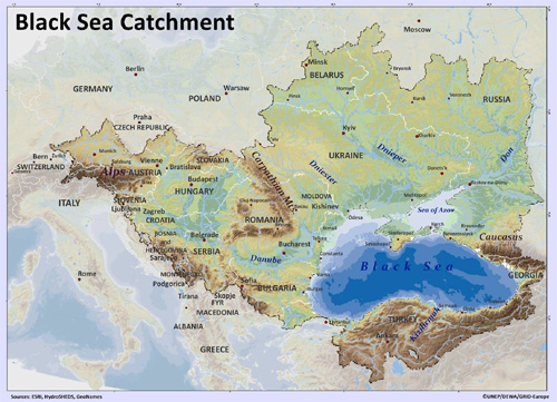 Black Sea Catchment